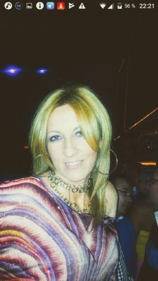 Mariola, Mujer de Sevilla buscando amigos