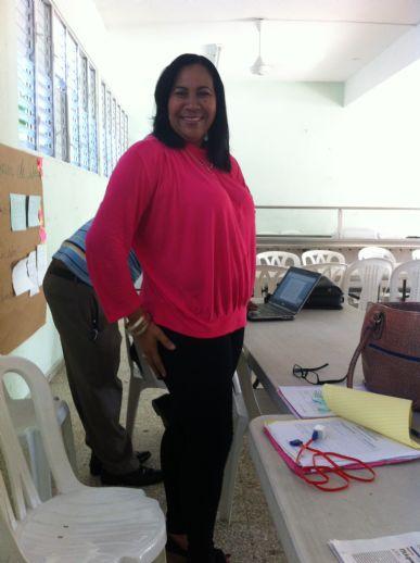 Meggye, Mujer de Santo Domingo buscando pareja