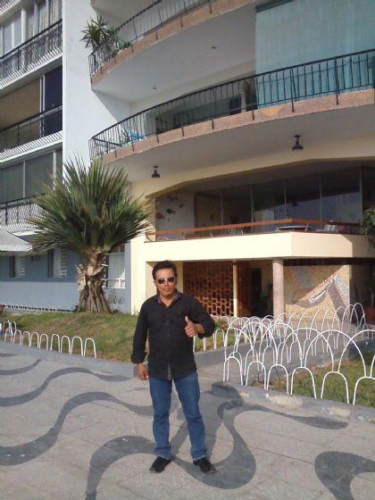 Junior, Hombre de Cercado de Lima buscando una cita ciegas
