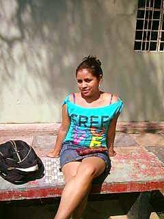 Cinthia, Chica de José Leonardo Ortiz buscando una cita ciegas