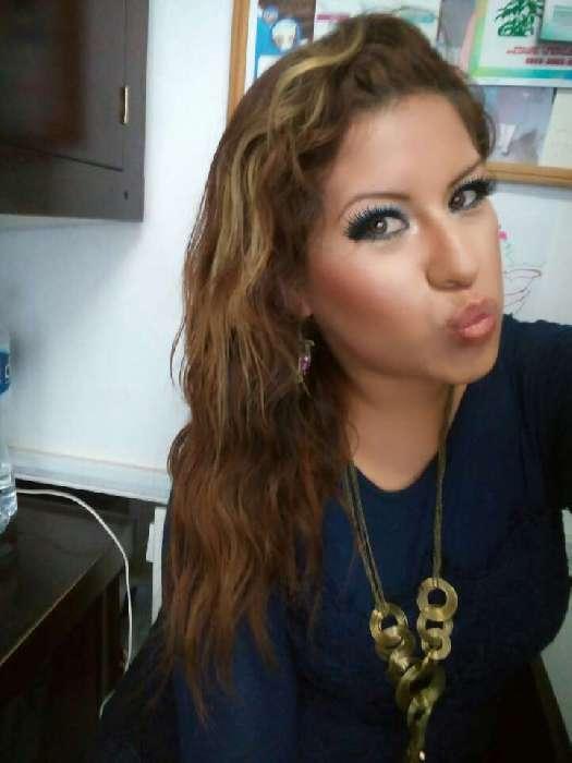 Yanis, Chica de Ciudad de México buscando una cita ciegas