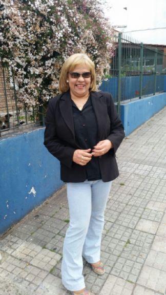 Aida, Mujer de Montevideo buscando conocer gente