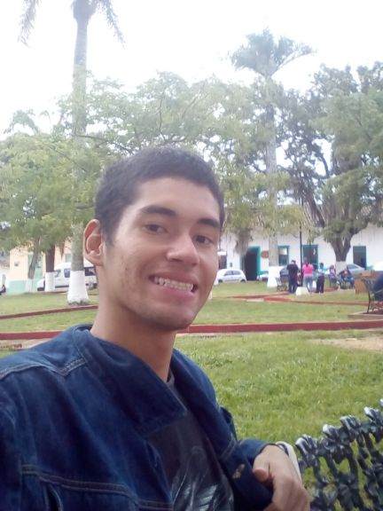 Sergio andres, Chico de San Gil buscando pareja