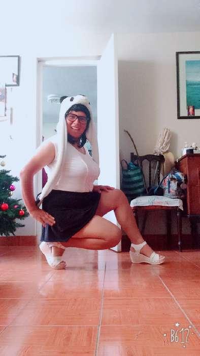 Mia, Chica de Cercado de Lima buscando conocer gente