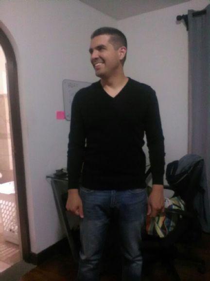 Alejandro, Chico de Santa Ana buscando pareja