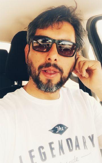Jorge, Hombre de Linares buscando una cita ciegas