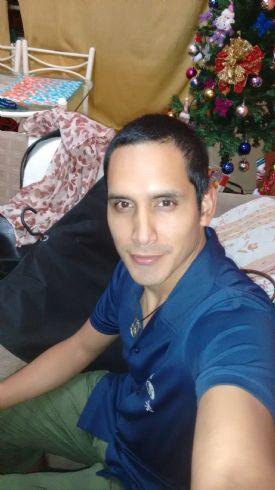 Martin, Hombre de Lima buscando conocer gente