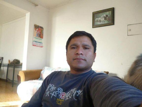 Luis williams medina, Hombre de Pisco buscando amigos
