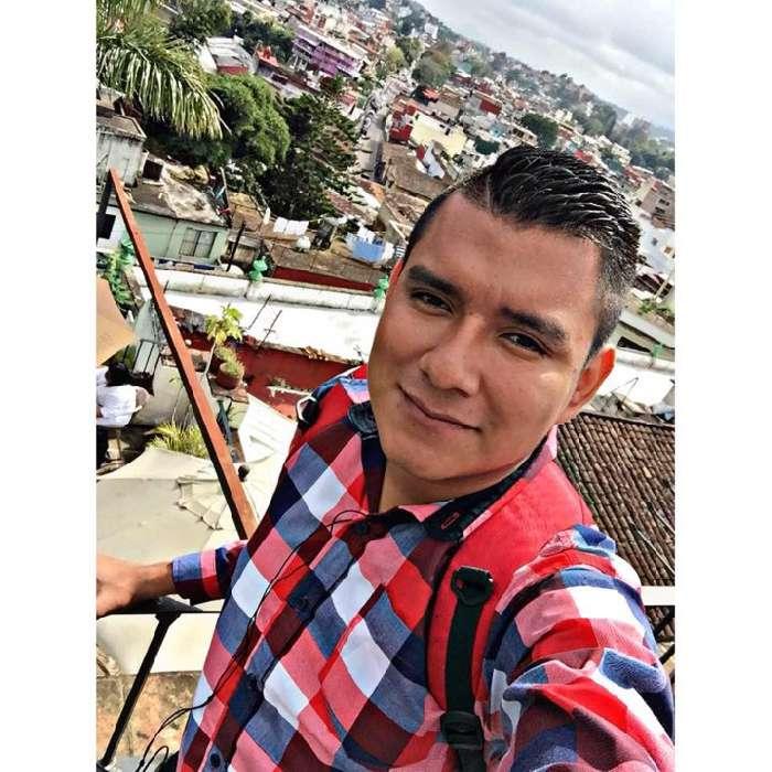 Luis pérez, Chico de Coatzacoalcos buscando conocer gente