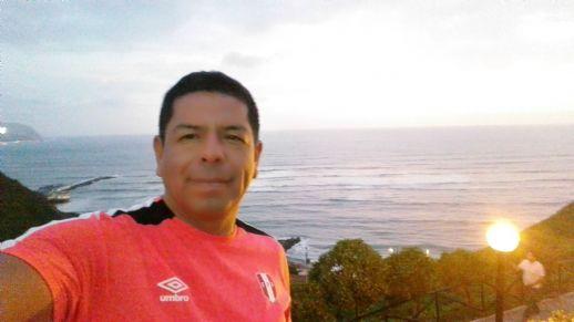 Martin, Hombre de San Juan de Lurigancho buscando conocer gente