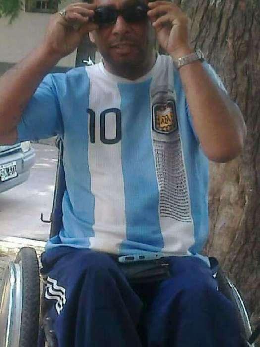 Fabian abaca, Hombre de Cañuelas buscando conocer gente