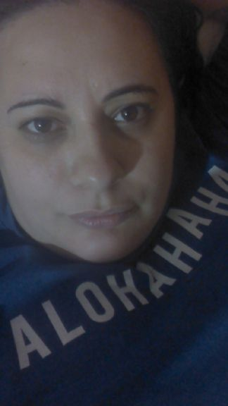 Claudia, Mujer de Bahía Blanca buscando una cita ciegas