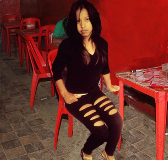 Monica, Chica de Lima buscando amigos