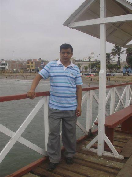 David, Hombre de Trujillo buscando pareja