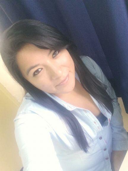 Gaby, Chica de Quito buscando conocer gente