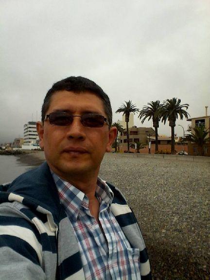 Toño, Hombre de Lima buscando conocer gente