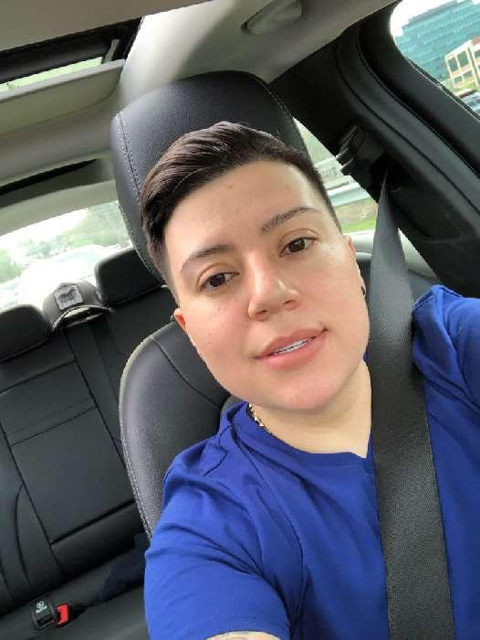 Angie, Mujer de Medellín buscando amigos