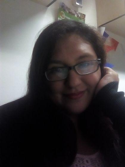 Yolanda, Chica de Lima buscando una cita ciegas