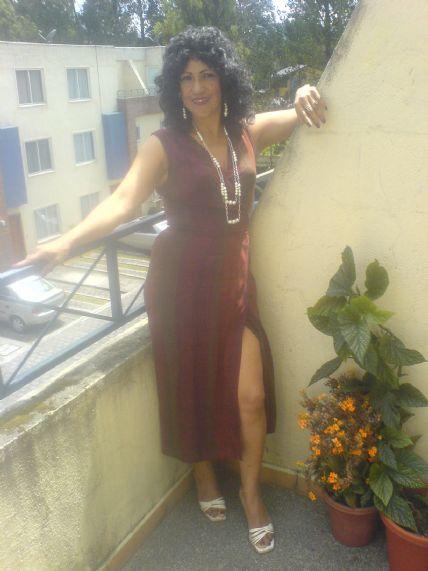 Gladys, Mujer de Quito buscando pareja
