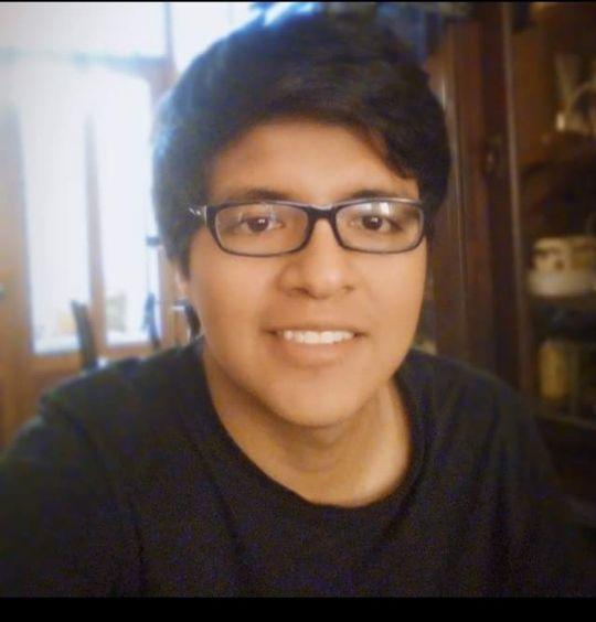 Victor, Chico de Lima buscando conocer gente