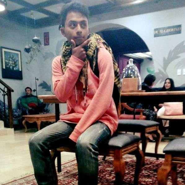 Nicolay, Chico de Quito buscando pareja