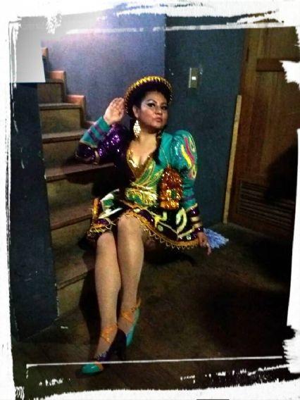 Syjilla, Mujer de Lima buscando conocer gente