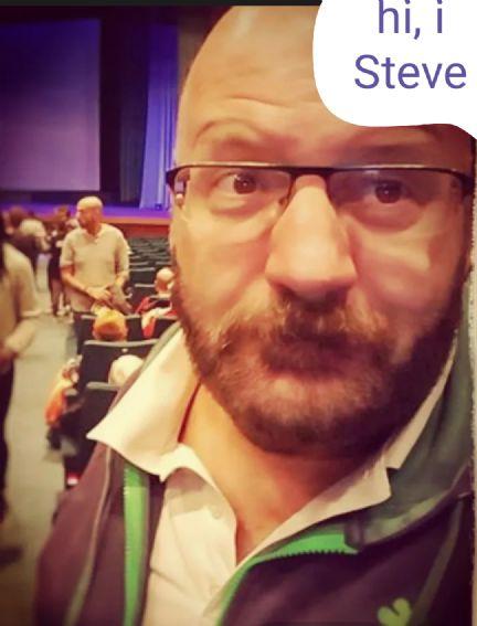 Steve, Hombre de Talca buscando pareja