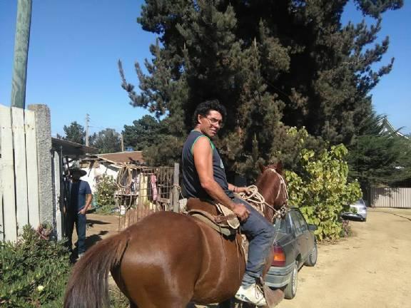 Miguel, Hombre de El Tabo buscando conocer gente