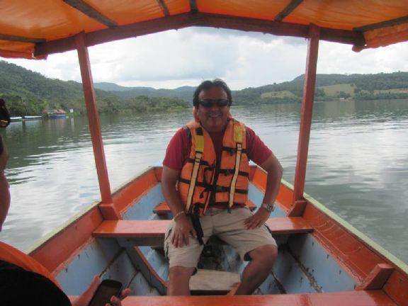 Juano, Hombre de Lima buscando una cita ciegas