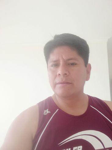 Adolfo sonco arancib, Hombre de Santa Cruz de la Sierra buscando pareja
