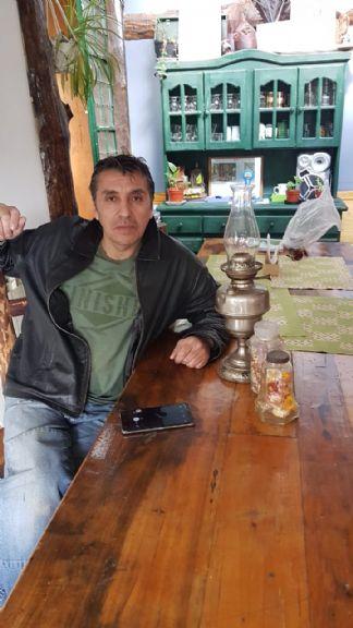 Sergio alejandro per, Hombre de Río Grande buscando una cita ciegas