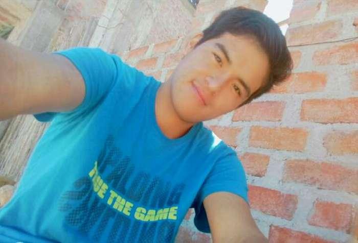 Chiquio, Chico de Huamachuco buscando conocer gente