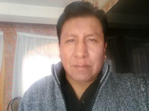 Gonzalo enrique, Hombre de La Paz buscando una cita ciegas