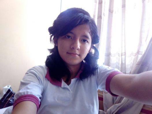 Milene, Chica de Lima buscando una cita ciegas