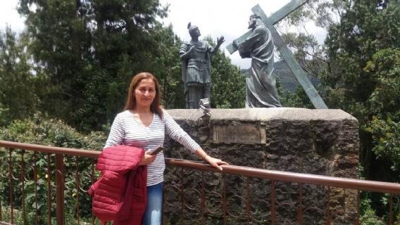 Lina, Mujer de Bogotá buscando pareja