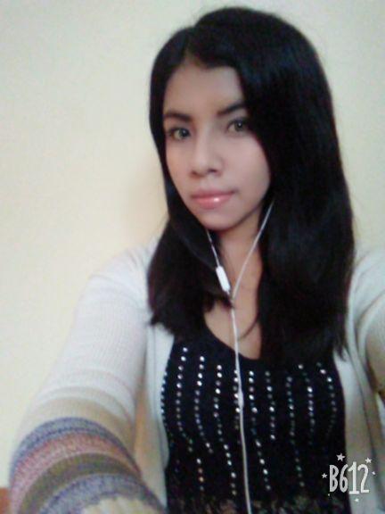 Estefany, Chica de Lima buscando una cita ciegas