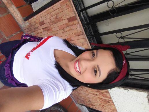 Adri, Mujer de Cúcuta buscando una cita ciegas