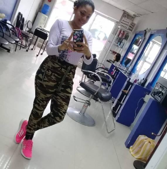 Arleny, Chica de La Ceiba buscando una cita ciegas