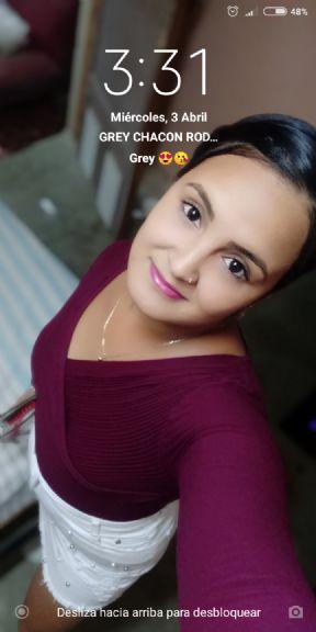 Grey, Chica de La Habana buscando conocer gente