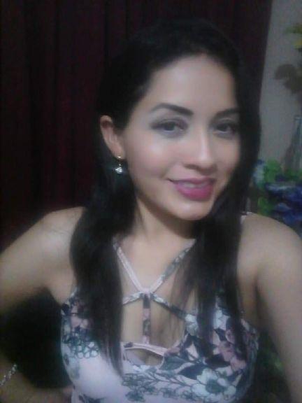 Kelita, Mujer de Lima buscando una cita ciegas