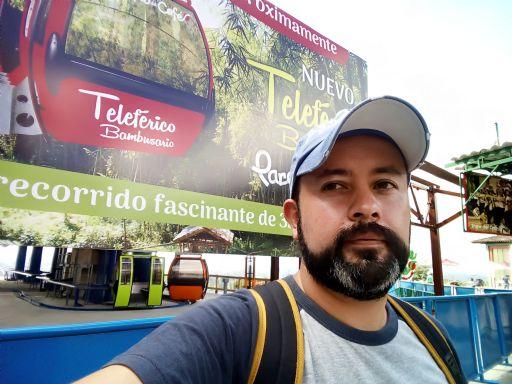 Harold, Hombre de Bogotá buscando conocer gente