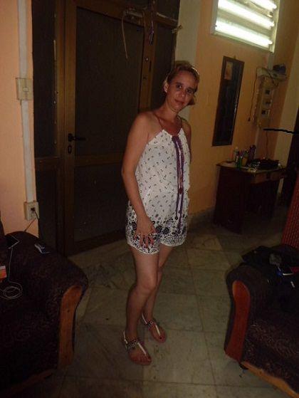 Monika, Mujer de La Habana buscando conocer gente