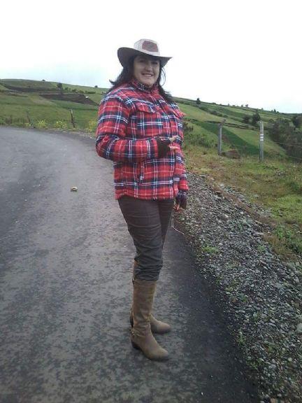 Camila, Mujer de Quito buscando pareja