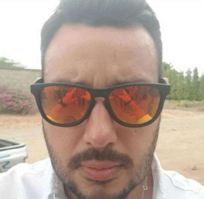 Jorge, Hombre de Tegucigalpa buscando conocer gente
