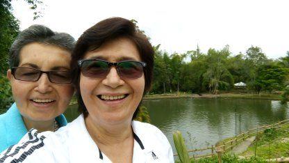 María, Mujer de Bogotá buscando pareja
