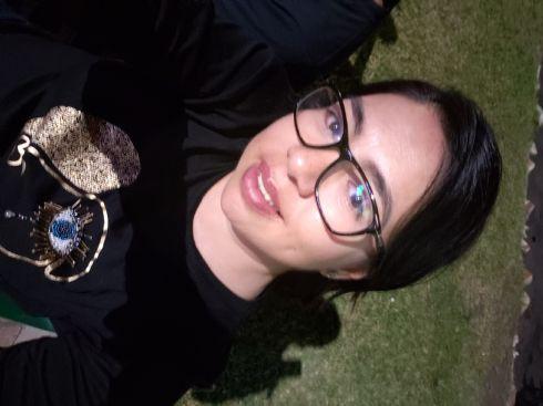 Carmen , Mujer de Guatemala buscando una cita ciegas