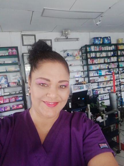 Pilar, Mujer de San Isidro buscando conocer gente
