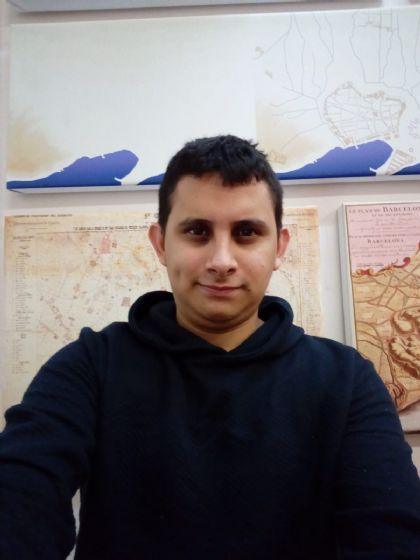 Ricardo, Chico de Barcelona buscando conocer gente