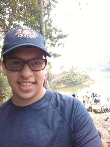 Andre, Chico de El Progreso buscando conocer gente