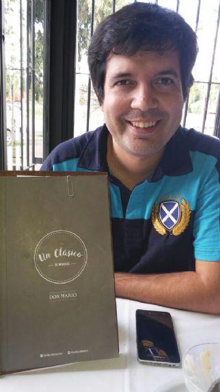 Victor, Hombre de Mendoza buscando conocer gente